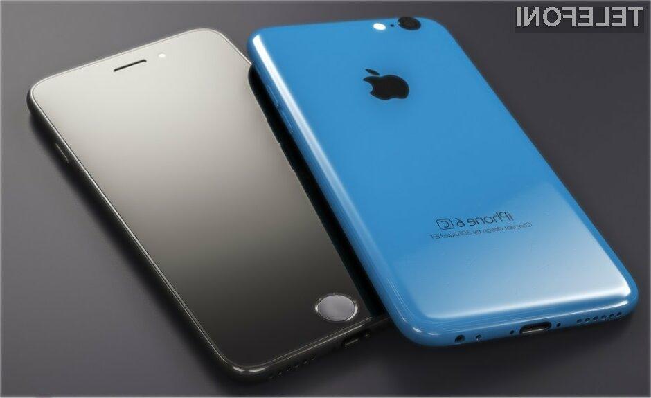 Prihajajoči pametni mobilni telefon iPhone 6C naj bi na račun fotoaparata Sony omogočal zajem nadvse kakovostnih fotografij!