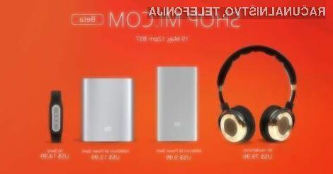 Spletna trgovina Xiaomi Mi Store bo kmalu na voljo tudi Evropejcem!