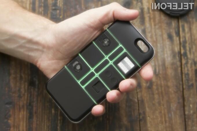 Pametni etui Nexpaq bo nedvomno popestril še tako zanimiv pametni mobilni telefon.