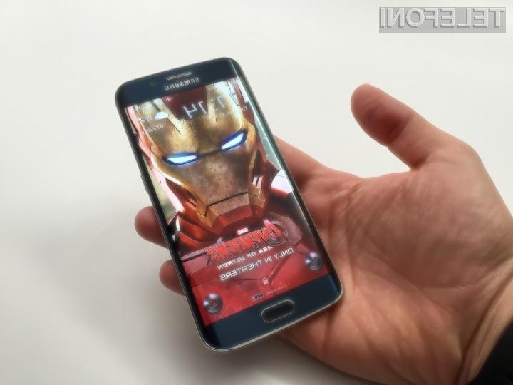 Galaxy S6 v Iron Man preobleki gre v prodajo kot za stavo!