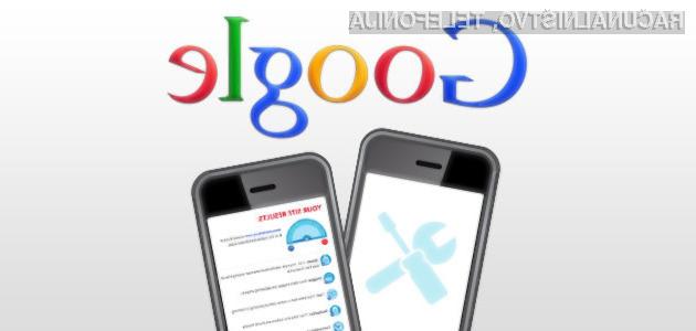 Google se vse bolj usmerja v mobilni internet!