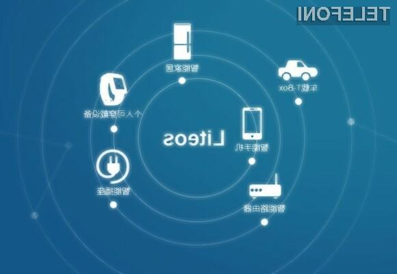 Huawei LiteOS naj bi bil nadvse odziven tudi na manj zmogljivih napravah.