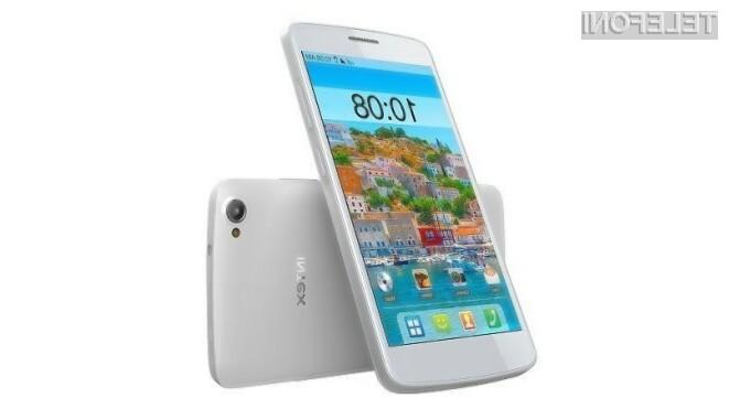 Pametni mobilni telefon Intex Aqua Star II HD za nizko ceno ponuja veliko!