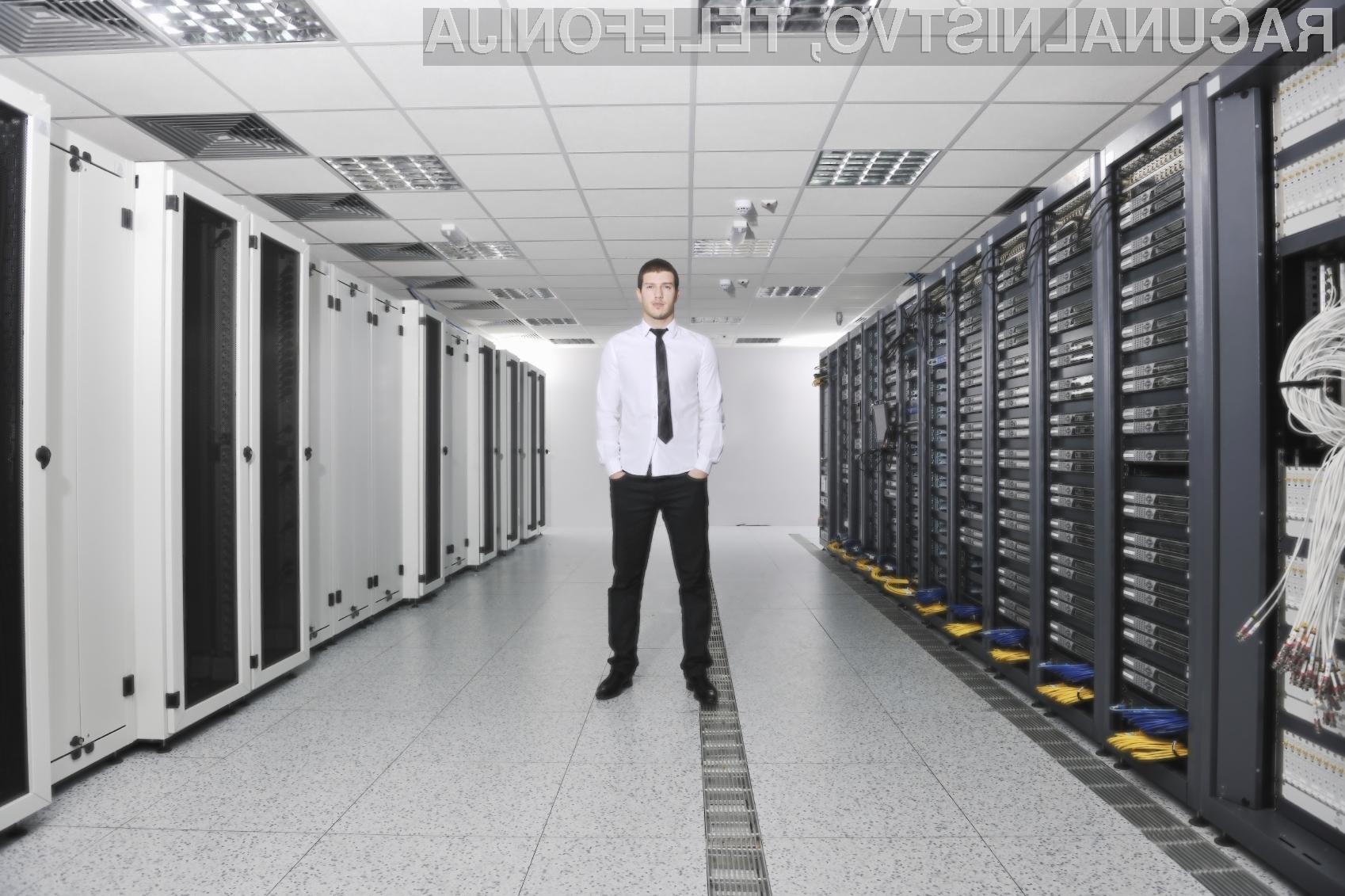 Rdeča nit letošnje konference bo energetska učinkovitost podatkovnih centrov.