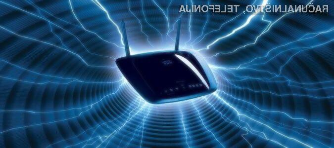 Mobilne naprave bomo kmalu lahko polnili povsod tam, kjer bo na voljo brezžična povezava WiFi.