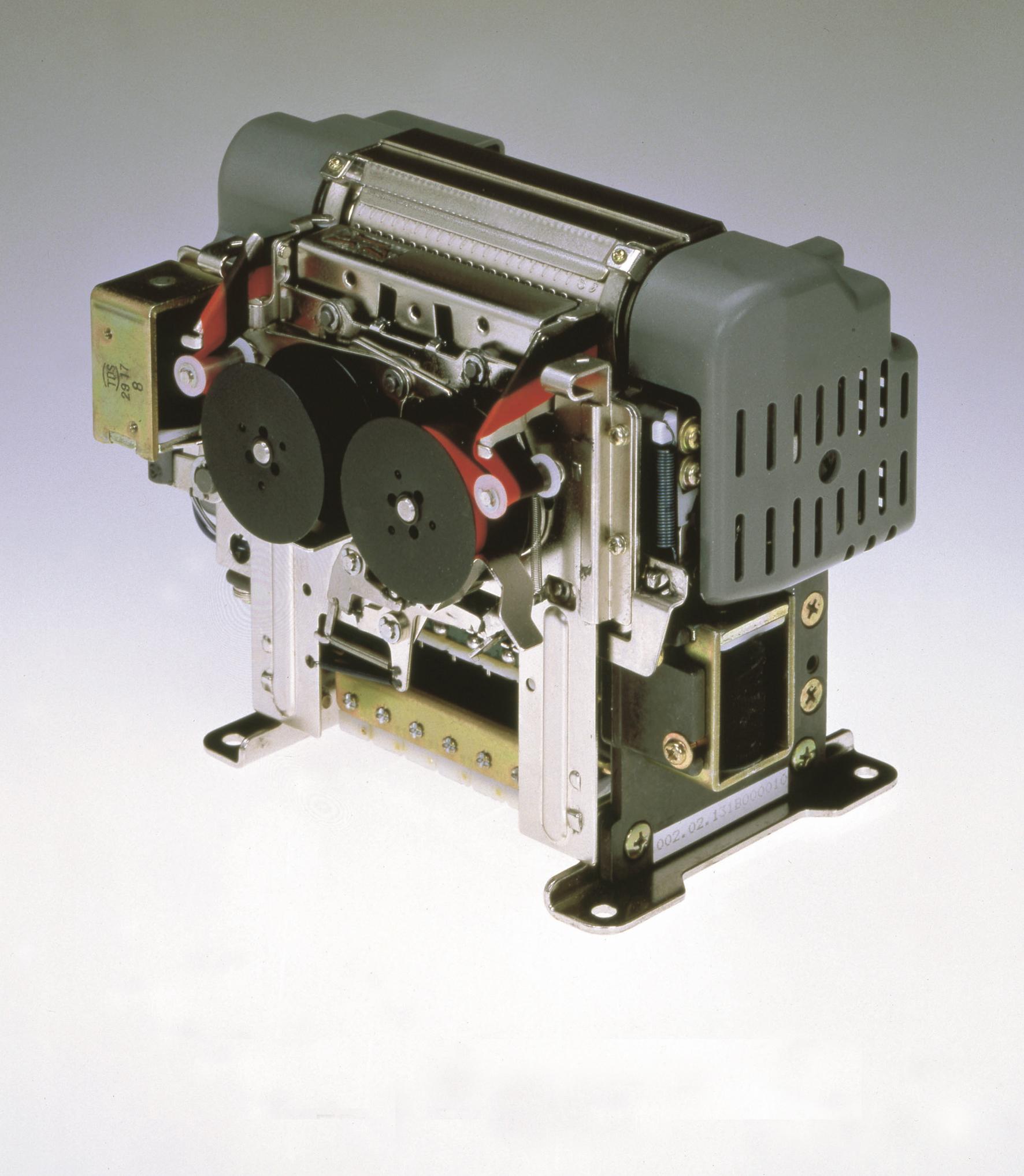 Tiskalnik EP-101, ki je prvi izdelek podjetja Epson, se je odločno razširil in zasidral na trgu IT opreme.