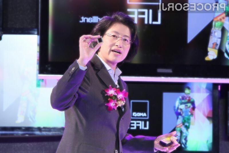 AMD lahko pred propadom reši le delitev podjetja!