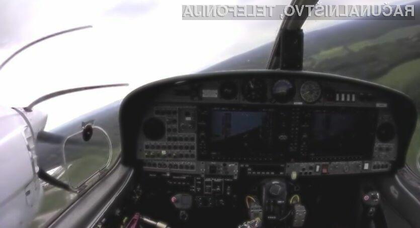 Pilot v potniškem letalu kmalu ne bo več potreben!