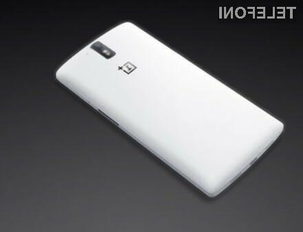 Pametni mobilni telefon OnePlus 2 bo zlahka prevzel vlogo tabličnega računalnika!