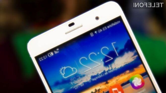 Huawei Honor 7 s sistemom Kirin OS naj bi nas zlahka prepričal!
