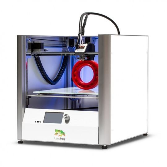 Podjetji Ricoh in Leapfrog 3D Printers bosta 3D tiskanje še bolj približala običajnim uporabnikov!