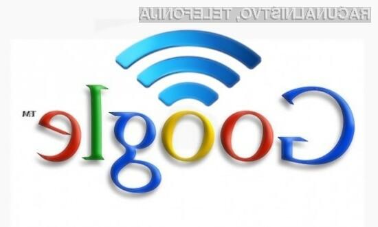 Google bo poskrbel za hitri in brezplačni dostop do svetovnega spleta!