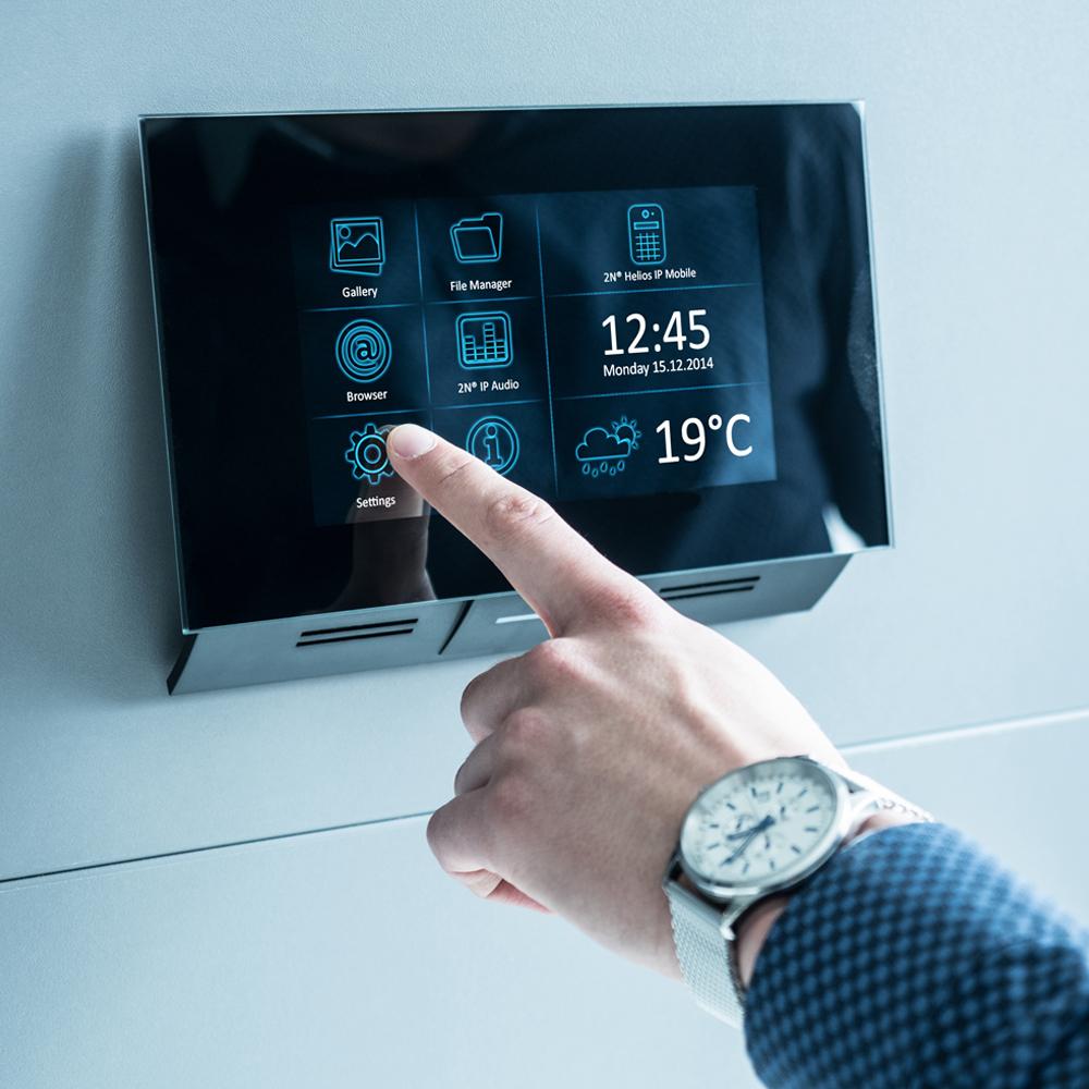 SIP zaslon na dotik 2N ® Indoor Touch