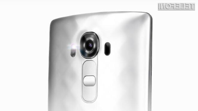 Novi mobilnik LG G4 Pro naj bi bil namenjen najzahtevnejšim kupcem.