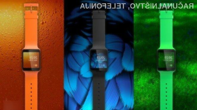 Pametne ročne ure Nokia Moonraker SmartWatch bi zagotovo popestrile dolgočasen trg pametnih ročnih ur.