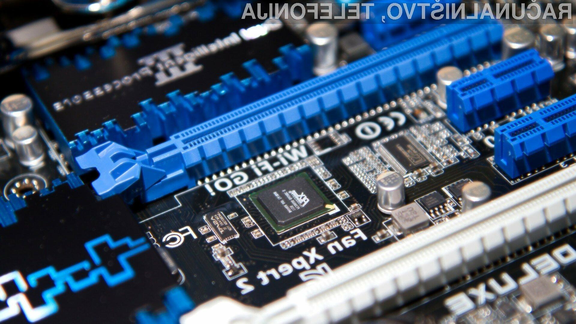 Proizvajalci grafičnih kartic in mrežne opreme že nestrpno pričakujejo prihod zmogljivega vodila PCIe 4.