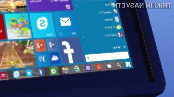 Sistem Windows 10 se bo nedvomno splačalo preizkusiti vsaj enkrat.