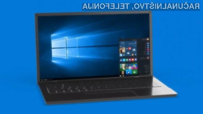 Novo ozadje za Windows 10 navdušuje v vseh pogledih!