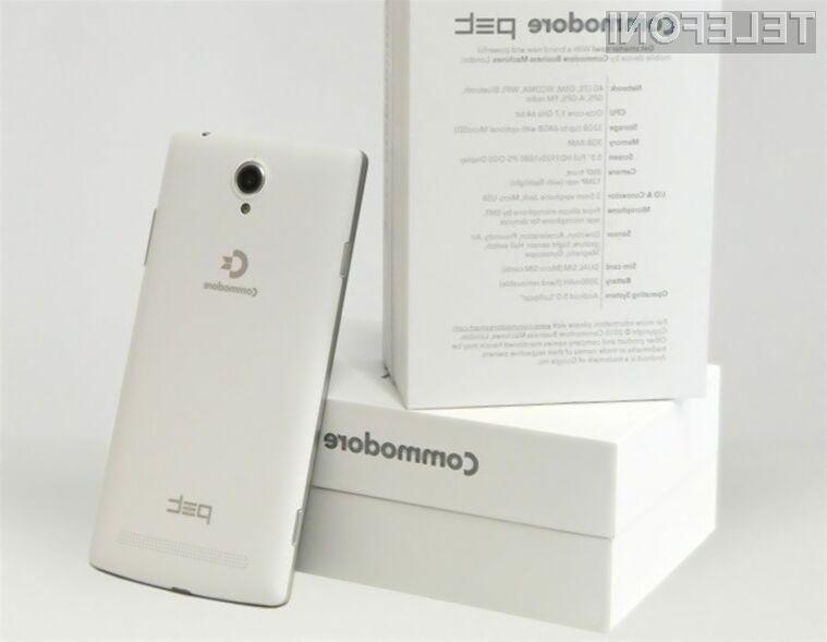 Commodore PET navdušuje v vseh pogledih!