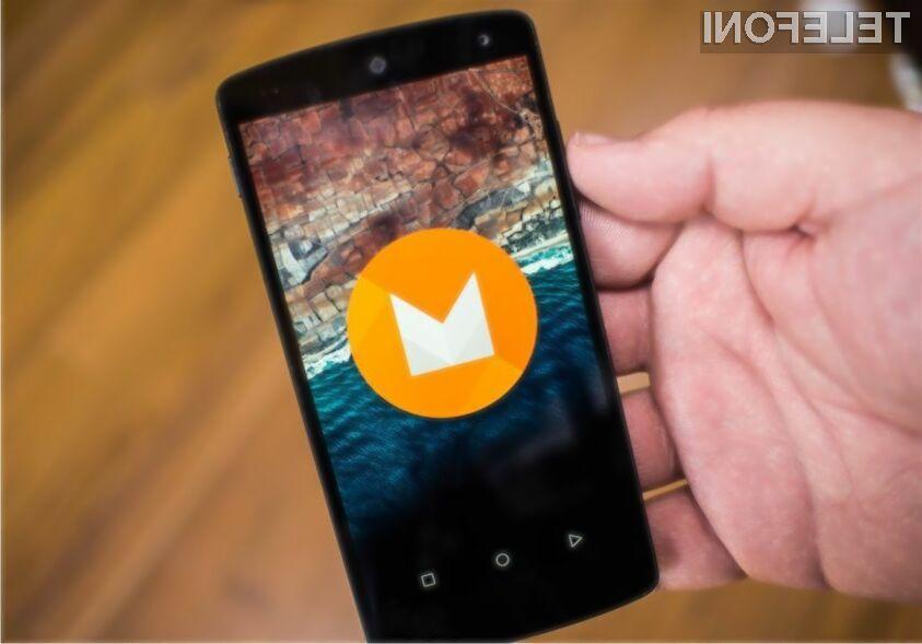 Android M oziroma 5.2 naj bi bil na voljo za prenos v letošnjem tretjem četrtletju.