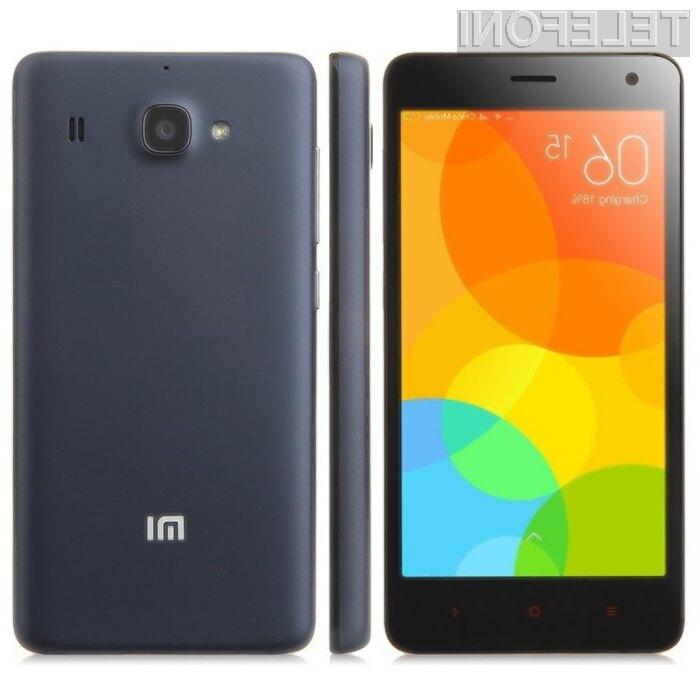 Pametni mobilni telefon Xiaomi Redmi 2 Pro za relativno malo denarja ponuja veliko!