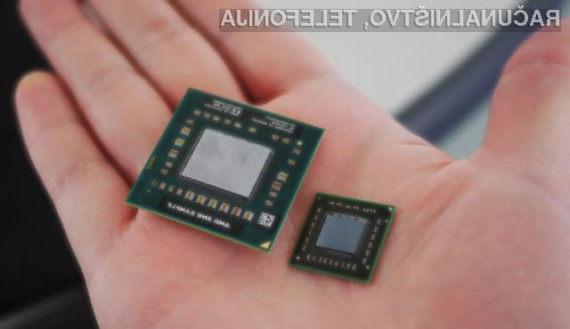 Podjetje AMD lahko pred propadom reši le delitev podjetja!
