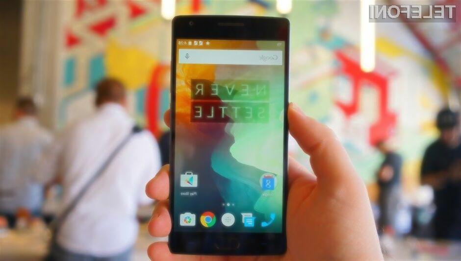 Mobilnik OnePlus 2 nas zagotovo ne bo razočaral!