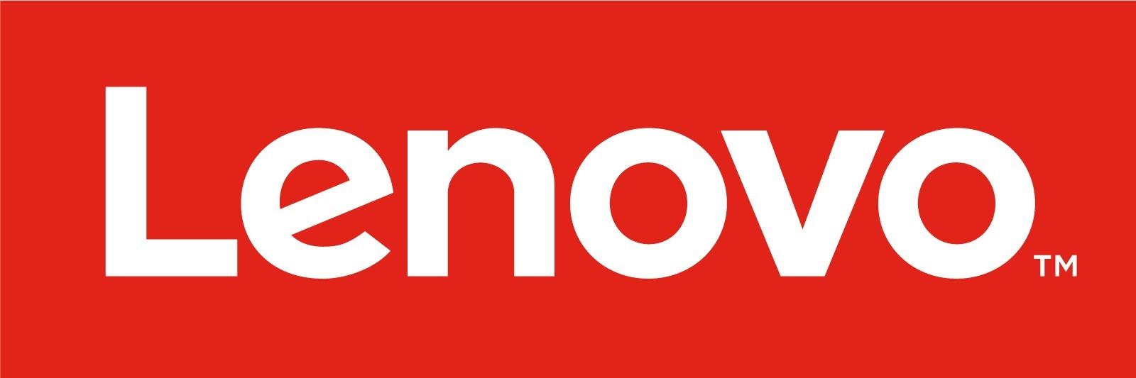 Lenovo logo red