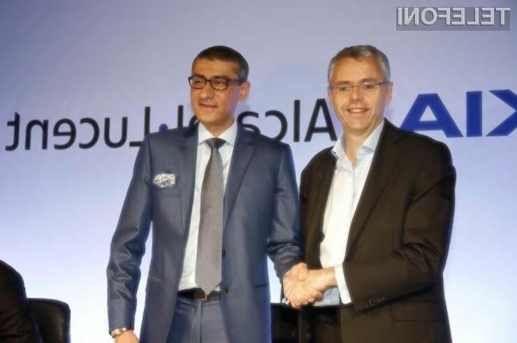 S prevzemom je Nokia pridobila nova znanja za proizvodnjo strojne in programske opreme za brezžična omrežja