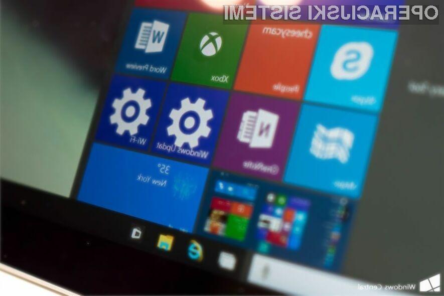 Operacijski sistem Windows 10 bo kmalu na voljo skupaj z že sestavljenimi računalniki.