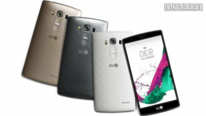 Pametni mobilni telefon LG G4 Beat oziroma LG G4 S bo v Evropi naprodaj še pred koncem meseca julija!