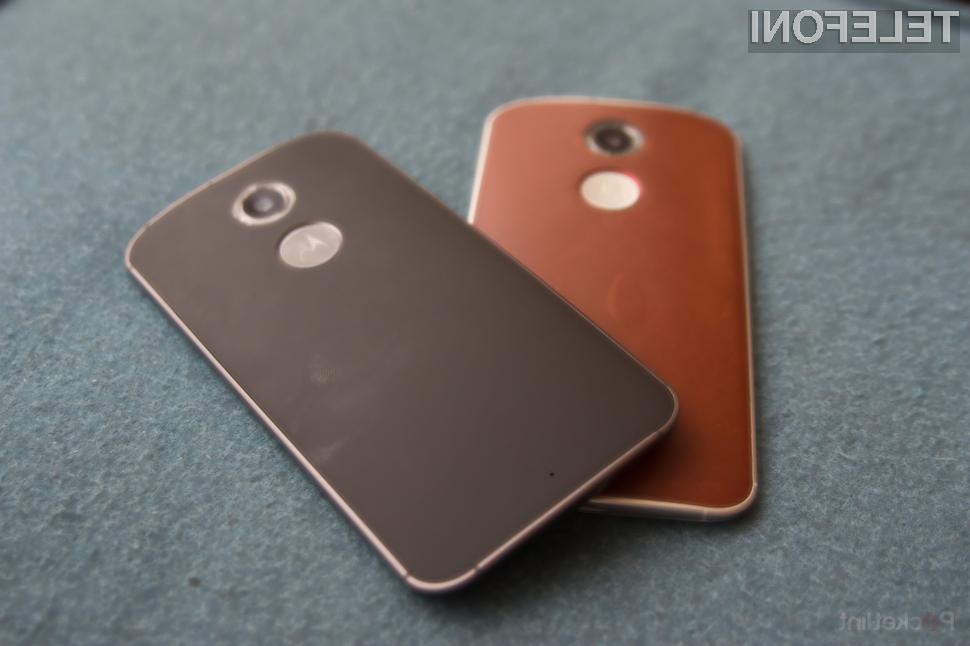 Mobilnik Motorola Moto X 2015 naj bi zlahka prepričal tudi najzahtevnejše!