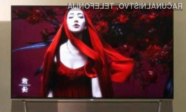 Pri podjetju Sharp so prepričani, da bo televizor 8K kljub visoki ceni šel dobro v prodajo!
