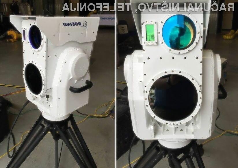 Glavna prednost laserskega topa je v tem, da mu praktično nikoli ne zmanjka streliva