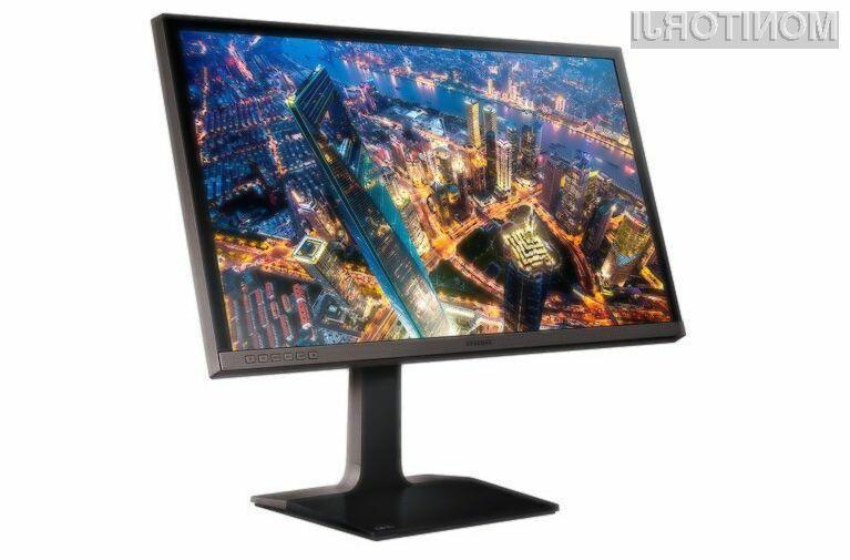Računalniški zaslon Samsung U32E850R igričarje zagotovo ne bo pustil na cedilu!