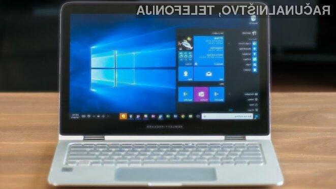 Novi Microsoft Windows 10 vas bo takoj prevzel!