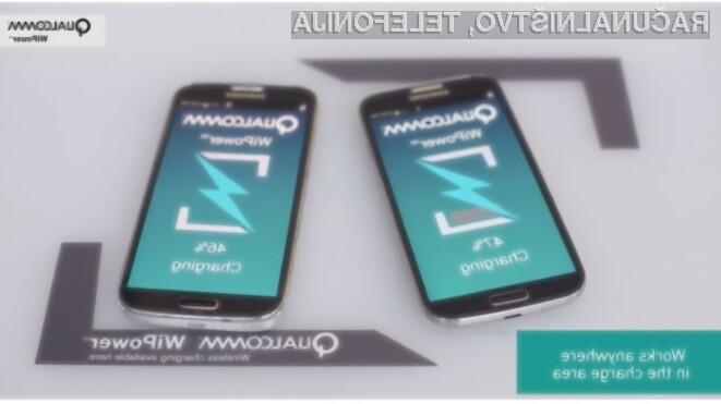 Nova tehnologija brezžičnega polnjenja Qualcomm Wipower naj bi kmalu ugledala luč sveta!