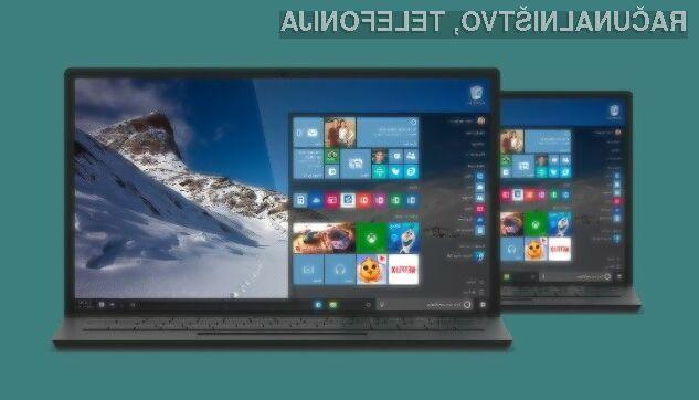Microsoft je s pripravo Windowsa 10 nedvomno zadel v polno!