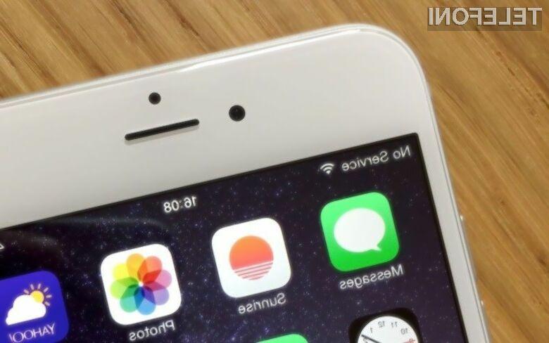 Podjetje Apple naj bi se kmalu preizkusilo še v vlogi mobilnega operaterja!