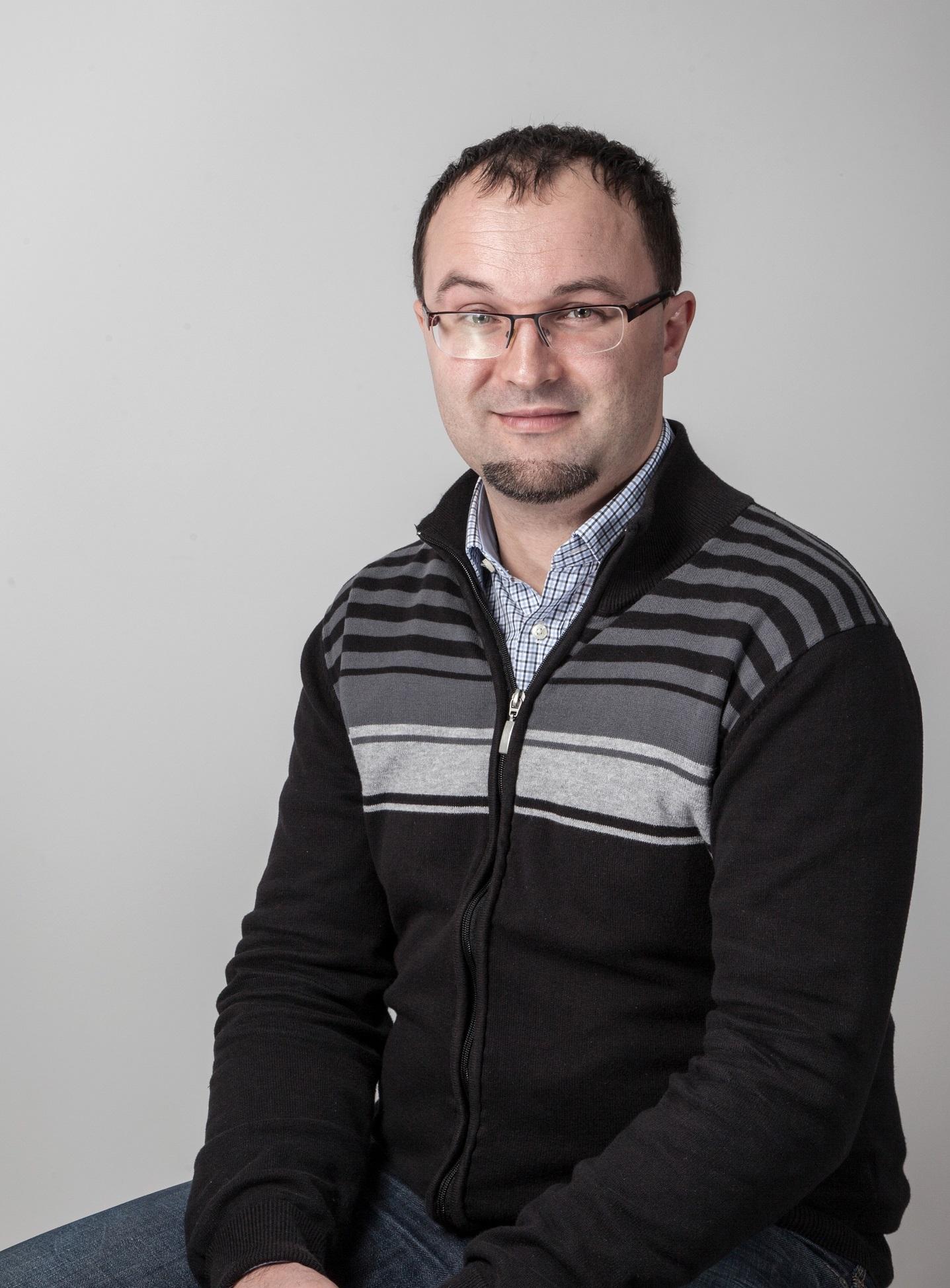 Andrej Ivanec, direktor medijskega načrtovanja v podjetju iPROM