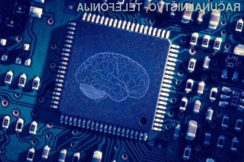Procesor IBM TrueNorth do potankosti posnema delovanje možganov!