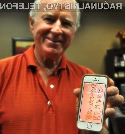Mobilnik iPhone je preživel padec z višine 2.800 metrov!