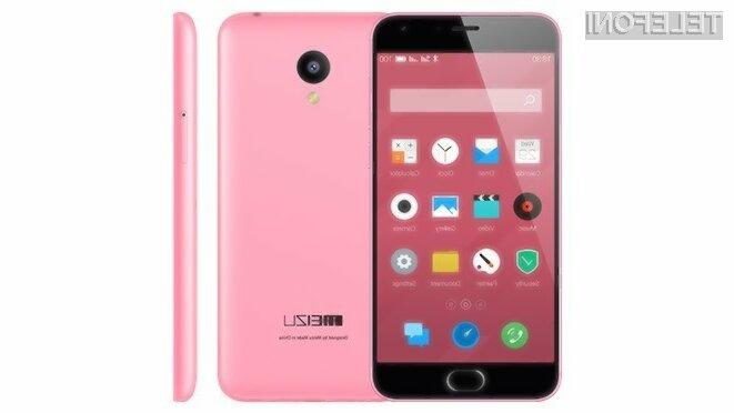 Kompaktni pametni mobilni telefon Meizu m2 se nam bo zlahka prikupil!