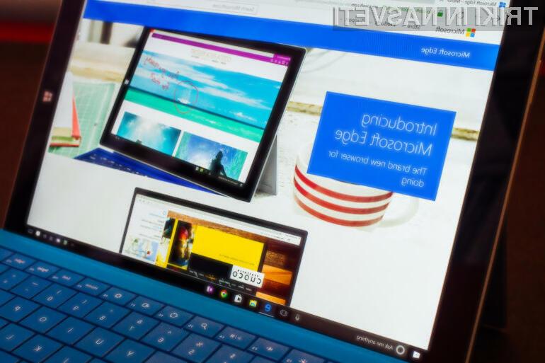 Operacijski sistem Windows 10 naj bi bil sila neprijazen do piratov!