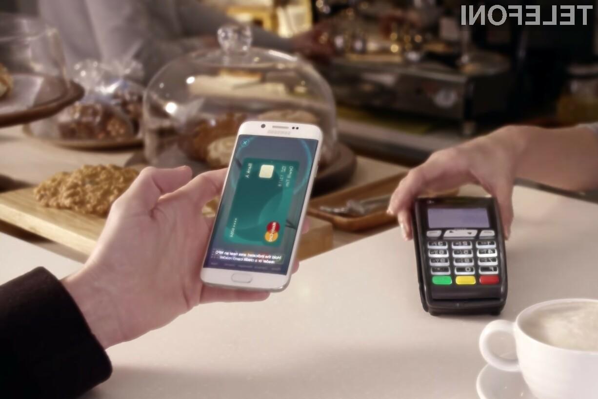 Samsung Pay naj bi bil na voljo v Evropi še pred koncem leta!
