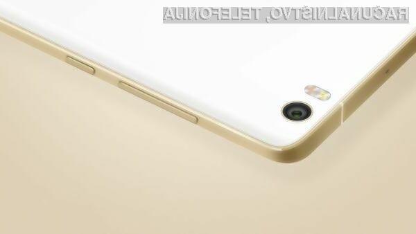 Pametni mobilni telefon Xiaomi Mi Note 2 obeta veliko!