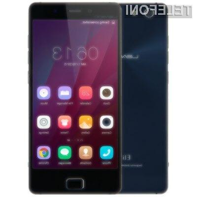 Pametni mobilni telefon Leagoo Elite 1 vas bo zlahka prevzel!