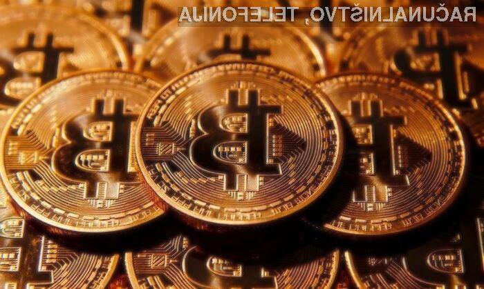 Digitalna valuta Bitcoin iz dneva v dan pridobiva uporabnost.