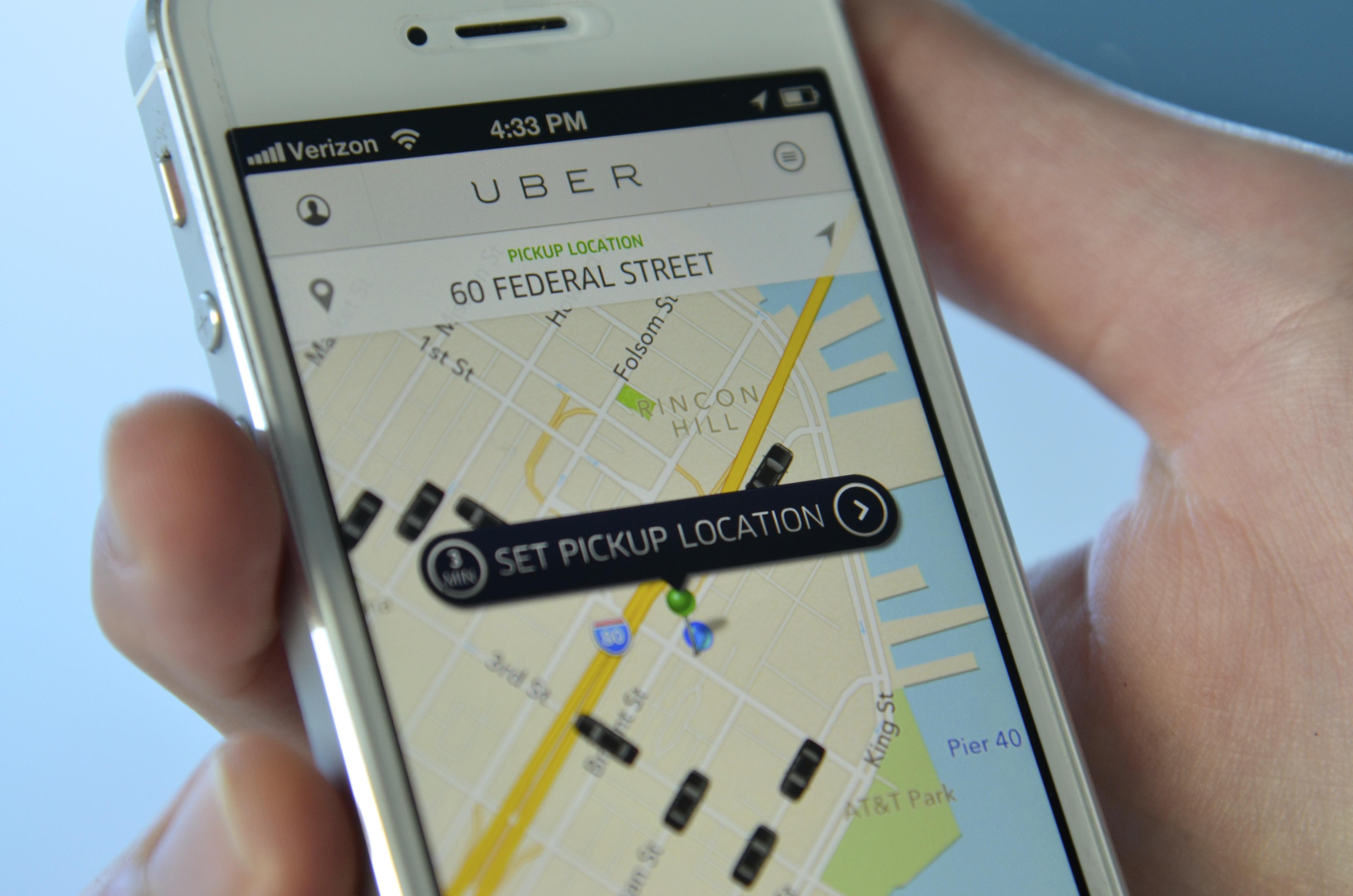 Storitev Uber se bo postopoma širila še po državah Vzhodne Evrope!