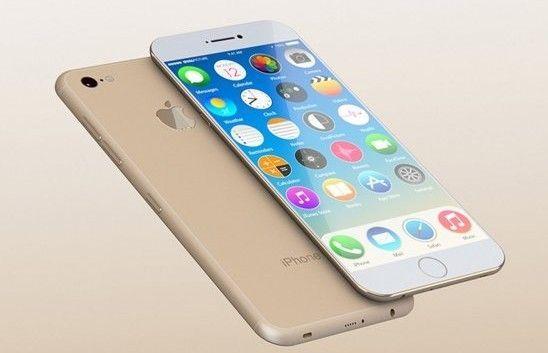 Pametni mobilni telefon iPhone 7 naj bi v debelino meril le okoli šest milimetrov!